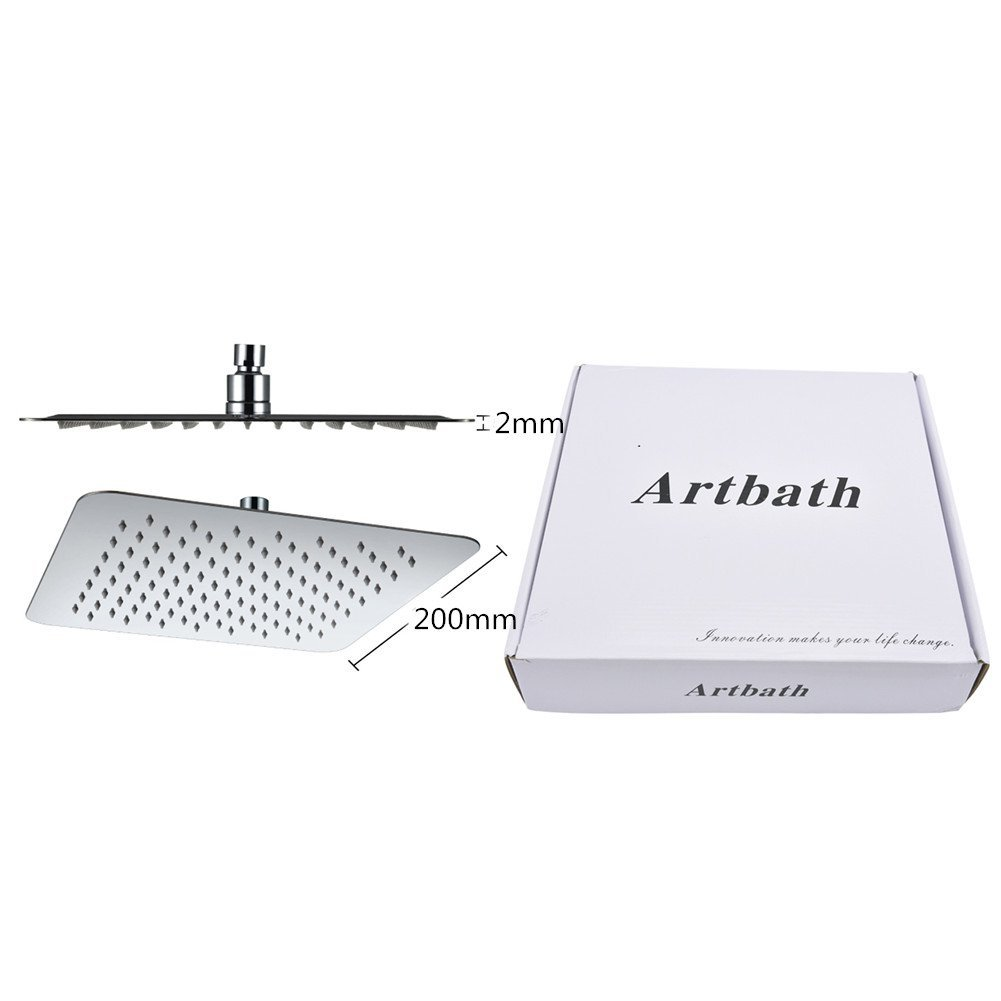 ARTBATH Square Shower Head