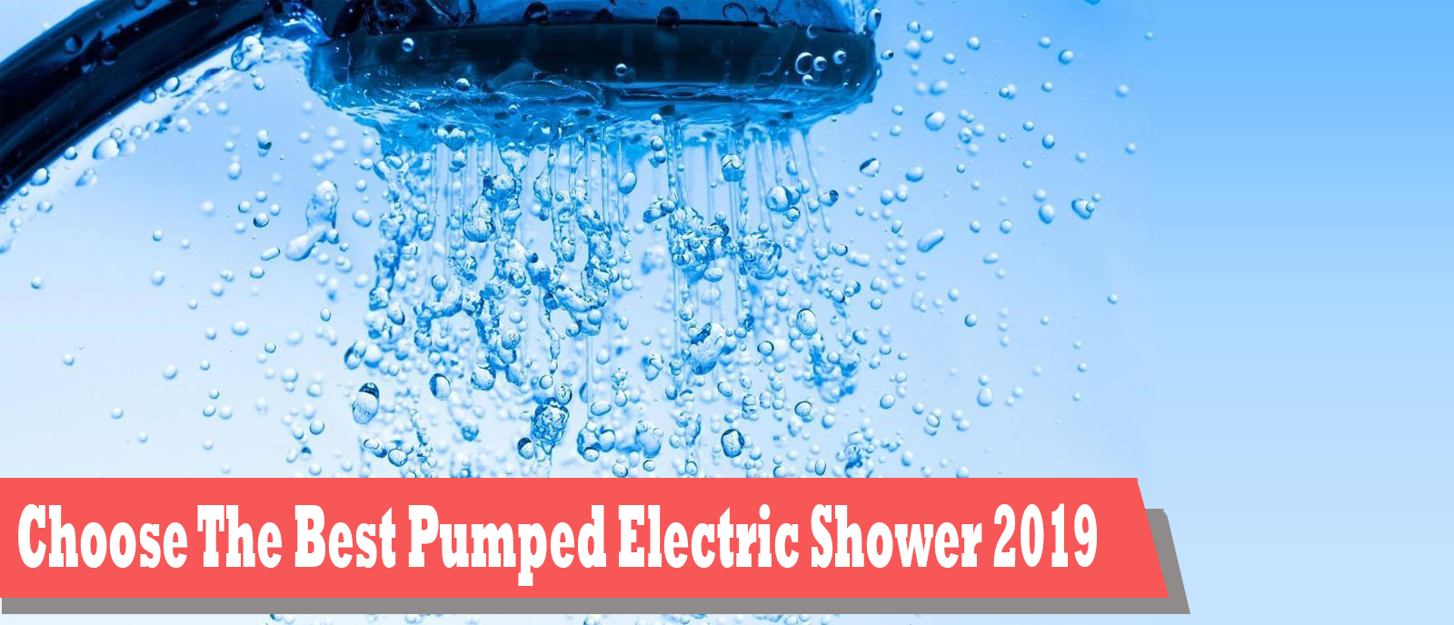 Pumped Electric Shower